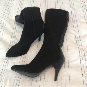 NEW Nine West boot. Size 7. Black.